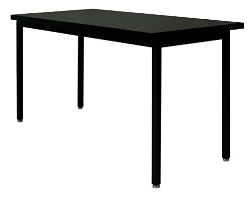 Diversified Woodcrafts X7144 Metal Table, Phenolic, 30