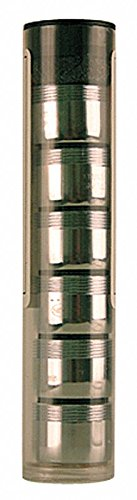 Regular Dual Thread Aerator, Aerated Stream, 15/16''-27, 55/64''-27 Thread Size- Pack of 5