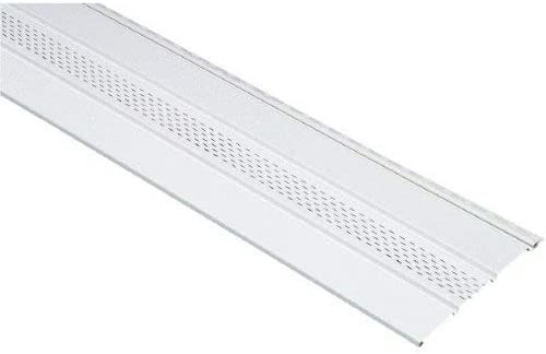 T4 White C V Vinyl Soffit Siding Materials Amazon Com