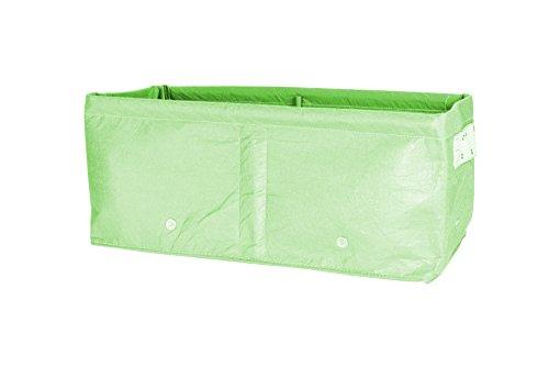 BloemBagz Raised Bed Planter Grow Bag, 12 Gallons, Honey Dew (RBP-25) ()