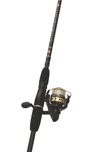 Cheap Zebco Fishing Champion Spinning Combo (6-Feet 6-Inch/Medium,30)