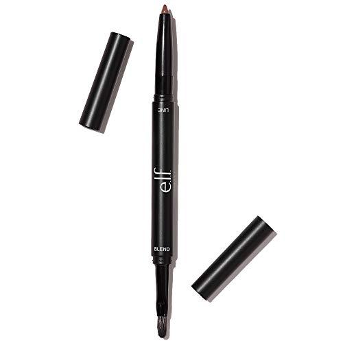 e.l.f. Lip Liner and Blending Brush 82305 Caramel 0.005 oz.