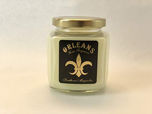 Orleans Home Fragrances 9 oz Candle Southern Magnolia