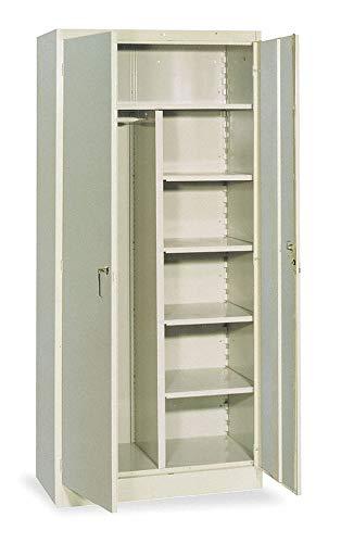 Industrial Storage Cabinet, Gray, 78