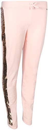 DKNY Girls Fashion Fleece Jogger Sweatpants, English Rose, Medium' ()