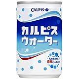 カルピス カルピスウォーター160g缶×30本入×(2ケース)