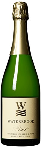 Non-Vintage-Waterbrook-Winery-Brut-American-Sparkling-Wine-Methode-Champenoise-750mL