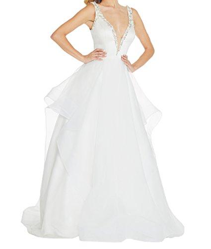 Ballkleider mia Abendkleider Quinceneral Ballkleider Braut Langes A Promkleider La Organza Prinzess Rock Linie Iaqww
