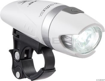 Planet Bike Blaze 1 Watt LED Headlight: White