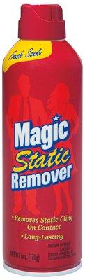 Magic Static Remover
