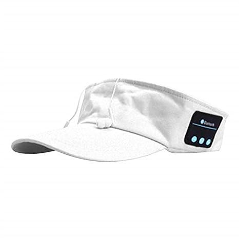 64edda1eff53c Buy Sports Wireless Bluetooth Visor Cap for Runner Walker Outdoor Sports