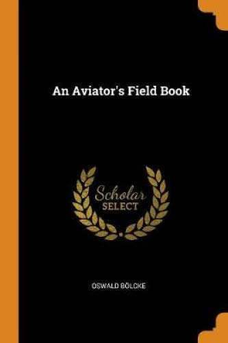 An Aviator's Field Book