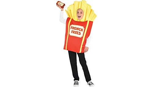 French Fries Halloween Costume for Children, Medium, by Amscan -