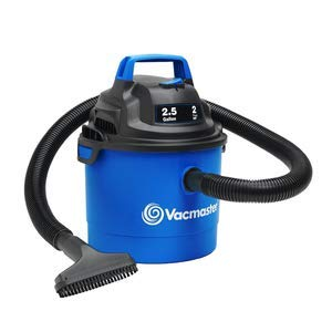 Vacmaster Portable Wall Mountable Wet/Dry Vac, 2.5, used for sale  Delivered anywhere in USA