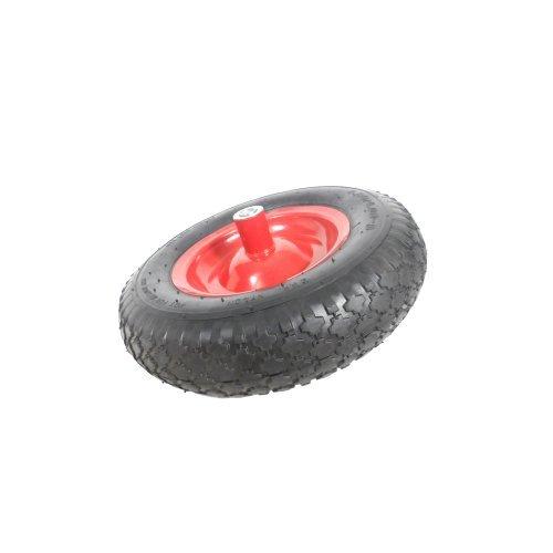 Wheel Barrow Tire Air Nylon Tire Max Load 429lbs (4.80/4.00-8)