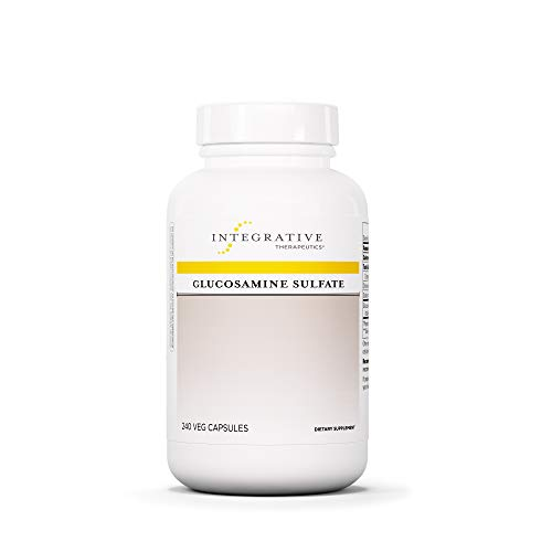 (Integrative Therapeutics - Glucosamine Sulfate - Joint Function Support - 240)