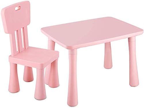 Niños - Juego de mesa y sillas de estudio para niños Mesa y sillas ...
