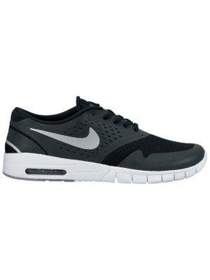 Nike SB Eric Koston 2 Max Schuhe black-metallic silver-white - 42