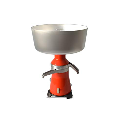 Milk Cream Electric Centrifugal Separator 100 L/H (Metal Drum and Receivers) 110 V USA/Canada