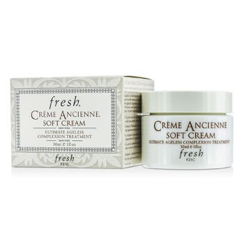 Fresh Fresh creme ancienne soft cream, 1oz, 1 Ounce by Fresh