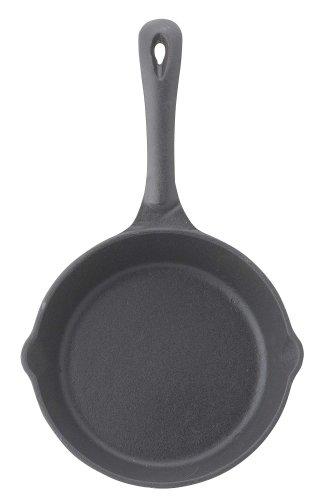 6 inch cast iron wok - 5