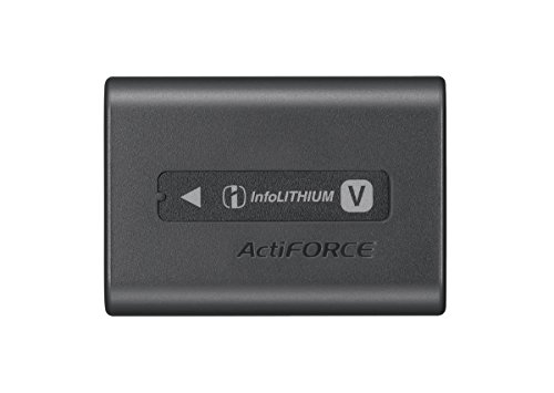 Sony NP-FV70A V-Series Rechargeable Digital Camera Battery Pack, Black