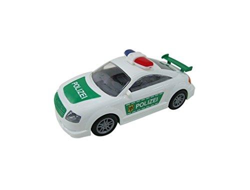 Polesie Polesie37091 Polizei Inertia Car (Polizei-designer)