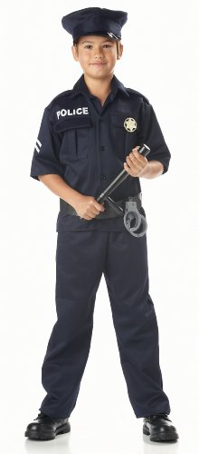California Costumes Toys Police, -
