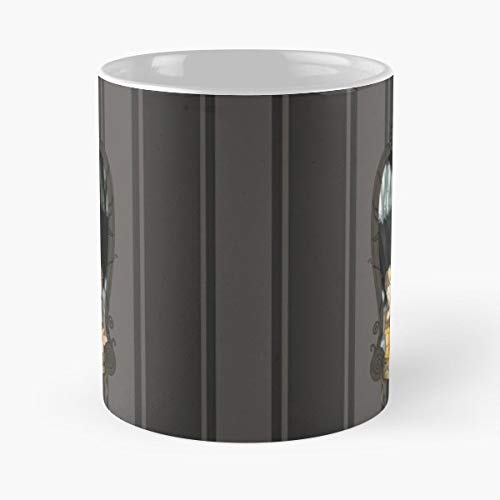 Legend Of Sleepy Hollow Washington Irving Ichabod Crane Funny Christmas Day Mug Gifts Ideas For Mom - Great Ceramic Coffee Tea Cup