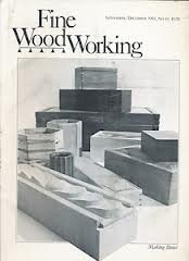 Fine Woodworking : November/December 1983, Number 43, Kelsey, John (editor)