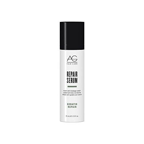 2.5 Ounce Ships (Repair Serum Keratin Anti-Breakage Sealant AG Hair Cosmetics Serum Unisex 2.5 oz (Pack of 2))
