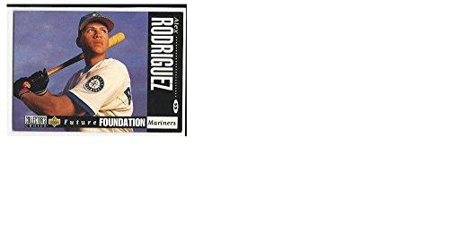 Baseball Mlb 1994 Upper Deck Collectors Choice 647 Alex Rodriguez Ex Rc Rookie