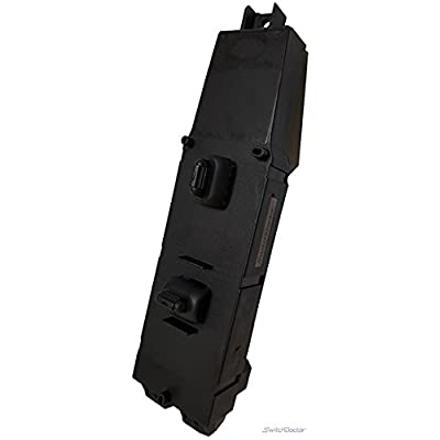 SWITCHDOCTOR Front Passenger Window Switch for 1997-2001 Jeep Cherokee: Automotive