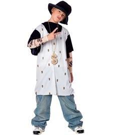 Rapsta Costume Boy - Large