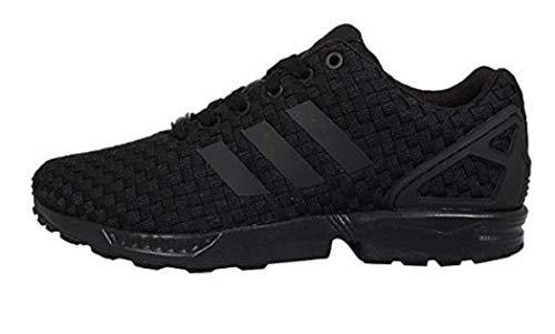 Zx B34016 Flux Nero Sneaker Uomo Adidas Bianco TSqdT