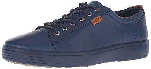 ECCO Herren Soft 7 Fashion Sneaker Wahre Marine / Wahre Marine