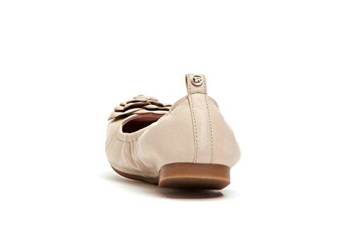 Taryn Rose Womens Rosalyn Ballet Flat Ceramic