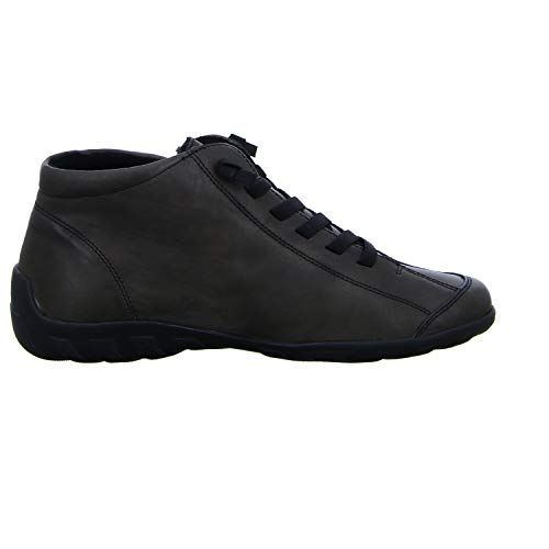 Femmes Chaussures À Noir Graphit R3491 Remonte 45 Gris Lacets graphit AB7wWd5q