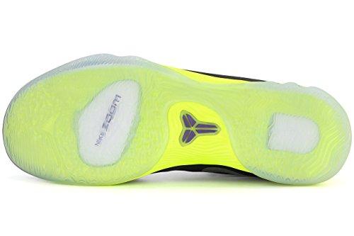 5 Mtllc Uomo Basket Nike Porpora Venomenon Prpl Kobe Argento crt vlt Black da Zoom Scarpe Nero Verde Slvr 1OOd4