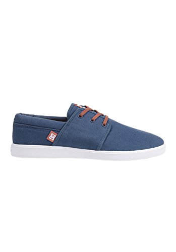 DC Shoes DC Herren Schuhe Haven, Scarpe da Skateboard Uomo Bleu - Navy/Camel
