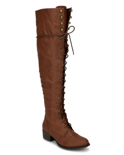 Breckelles Womens Alabama 12 Riding Boots product image
