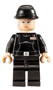 Juno Eclipse - LEGO Star Wars Figure (Set Rogue Lego Shadow)
