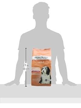 4f8524a5778a3e Arden Grange Nourriture pour chien adulte - Saumon et riz  Amazon.fr   Animalerie