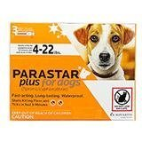 Parastar Plus 3pk 4-22lb Flea & Tick by Novartis by Novartis by Novartis