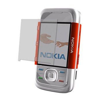 Nokia XpressMusic 5300 Screen Protector, Skinomi TechSkin Full Coverage Screen Protector for Nokia XpressMusic 5300 Clear HD Anti-Bubble Film