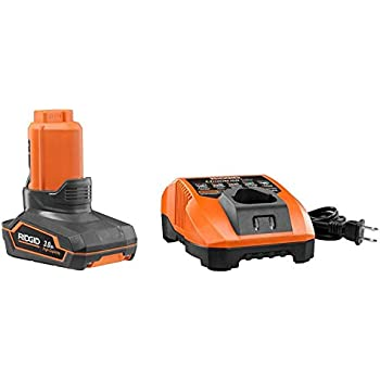 Amazon.com: Ryobi P103 18 V Pod estilo Batería de iones de ...