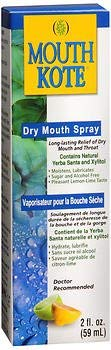 Mouth Kote Dry Mouth Spray - 2 oz, Pack of 3 PARNELL PHARMACEUTICALS I