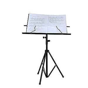 WH-IOE Partitura Stands Soporte de música de violín Plegable de ...