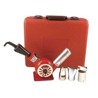 Master Heat Gun W/3 Attachments & Case