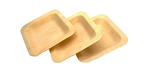 Perfect Stix Perfectware 5-50ct Wooden Disposable Rectangular Plates 5u0026quot; (Pack of  sc 1 st  Amazon.com & Amazon.com: Perfect Stix Perfectware 5-50ct Wooden Disposable ...